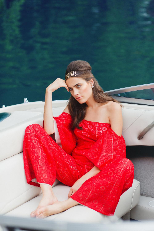 Charlotte Coquelin for  Mestiza SS17