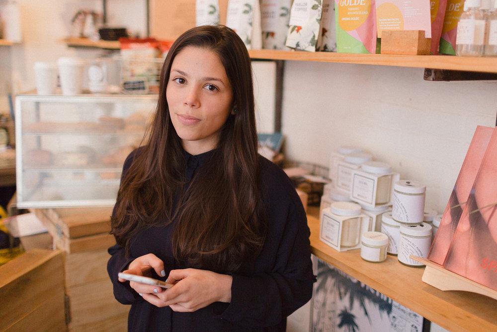 Casandra Ramos of PR Consulting
