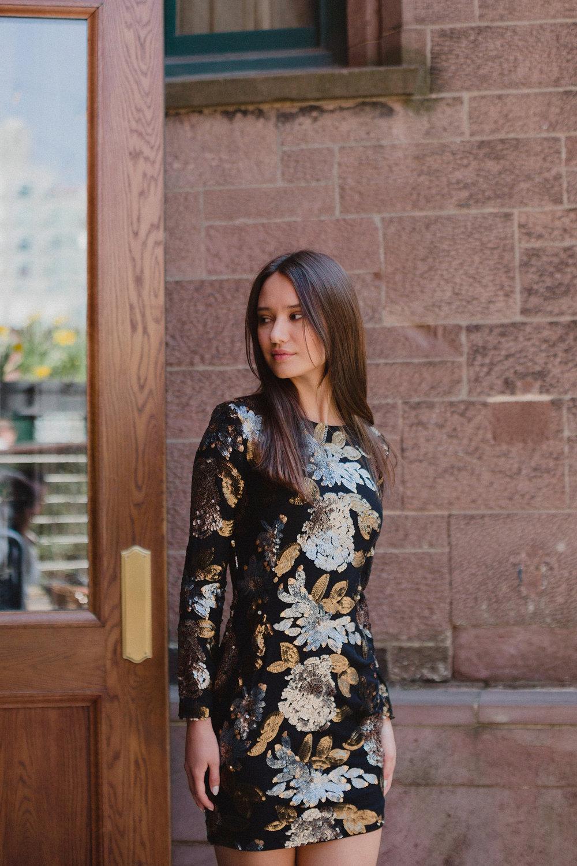 Ksenia Malyukova in MESTIZA NY