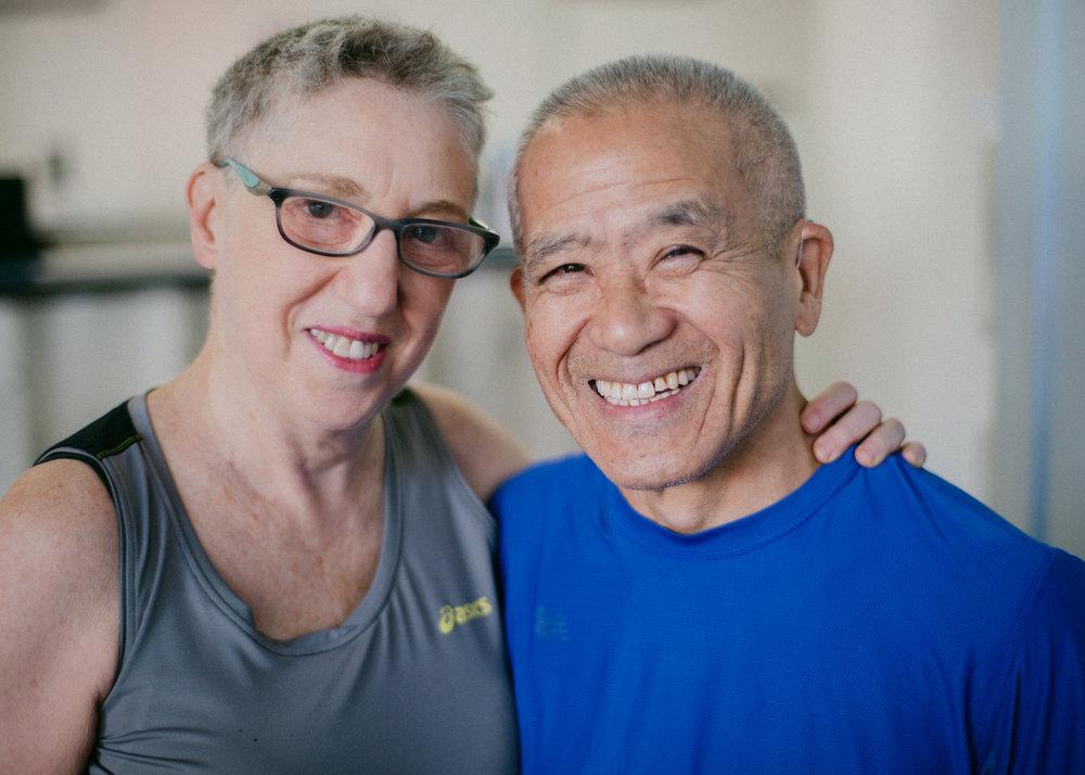 Ellen Varady & Yoshimasa Osato