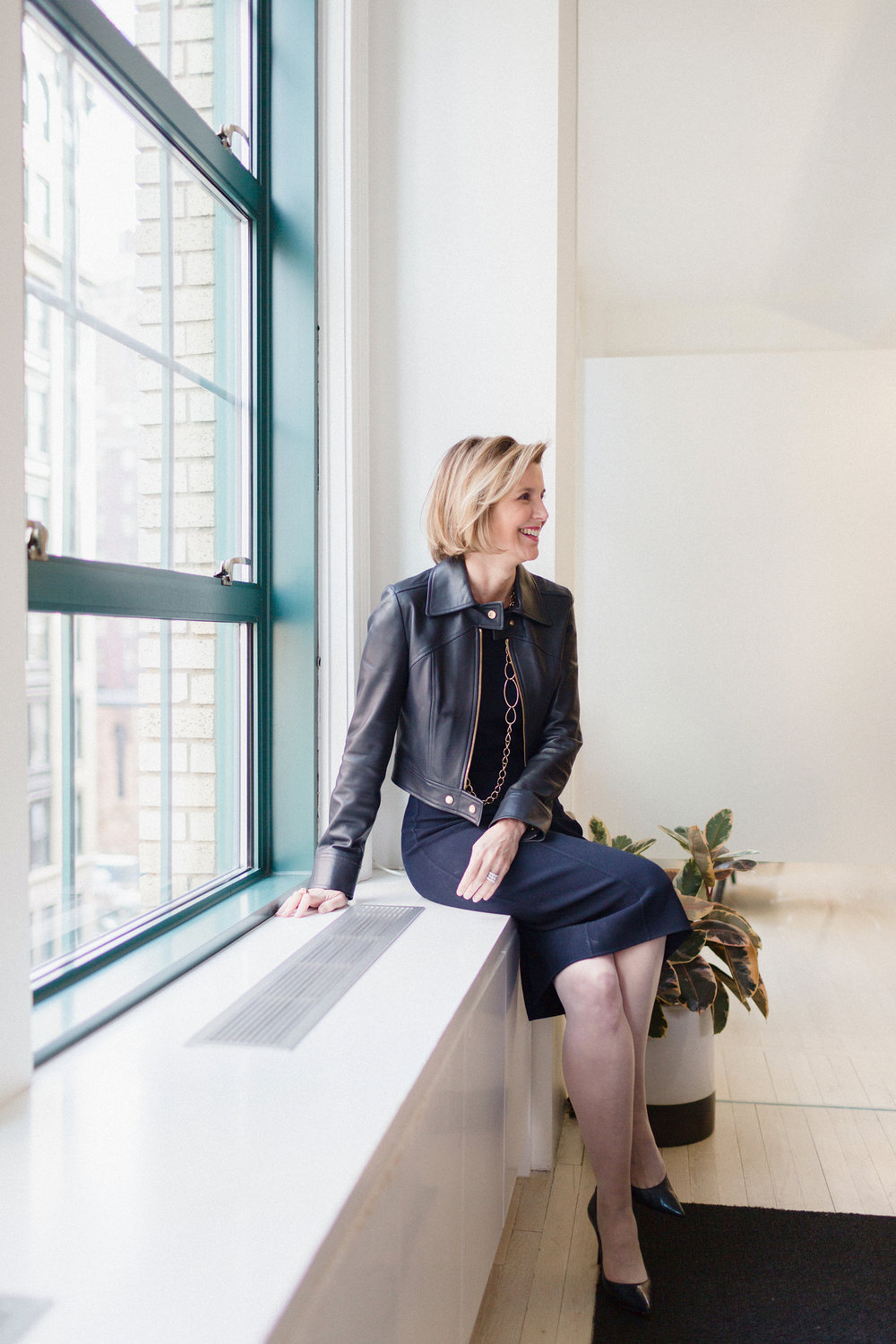 Sallie Krawcheck, CEO of Ellevest
