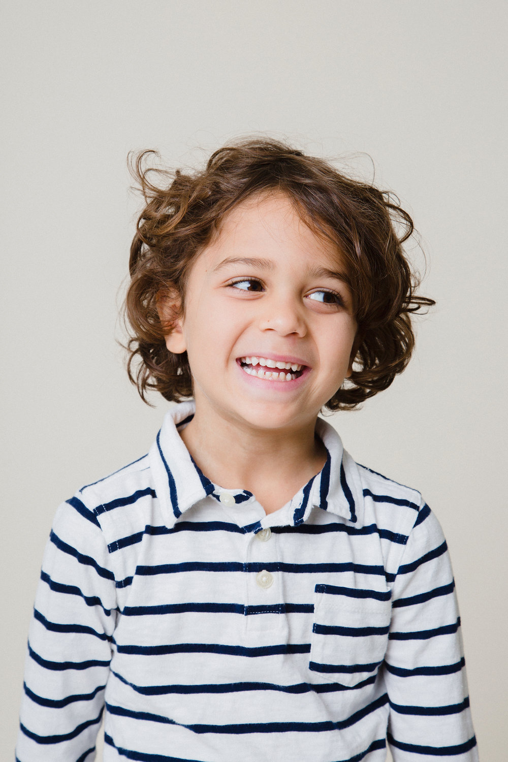 Preschool Headshots