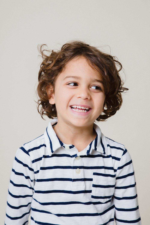 Preschool Headshots