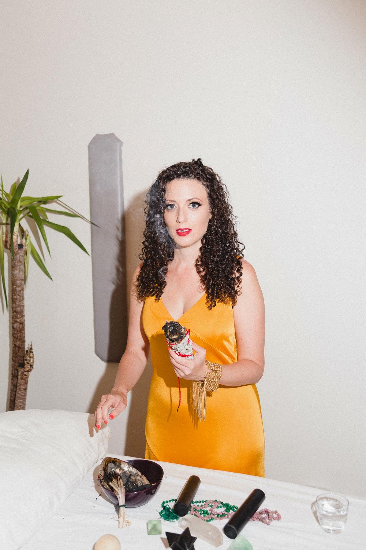 Jessica Brodkin, Reiki Energy Healer