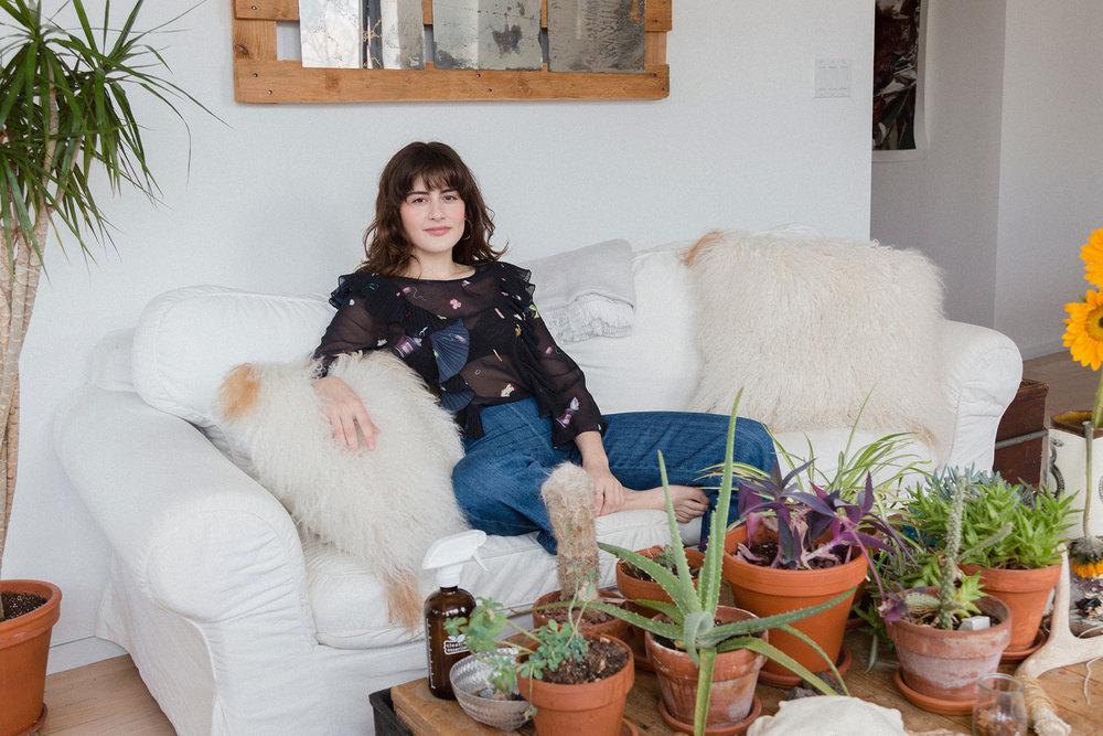 Lauren Singer on her Zero Waste Lifestyle