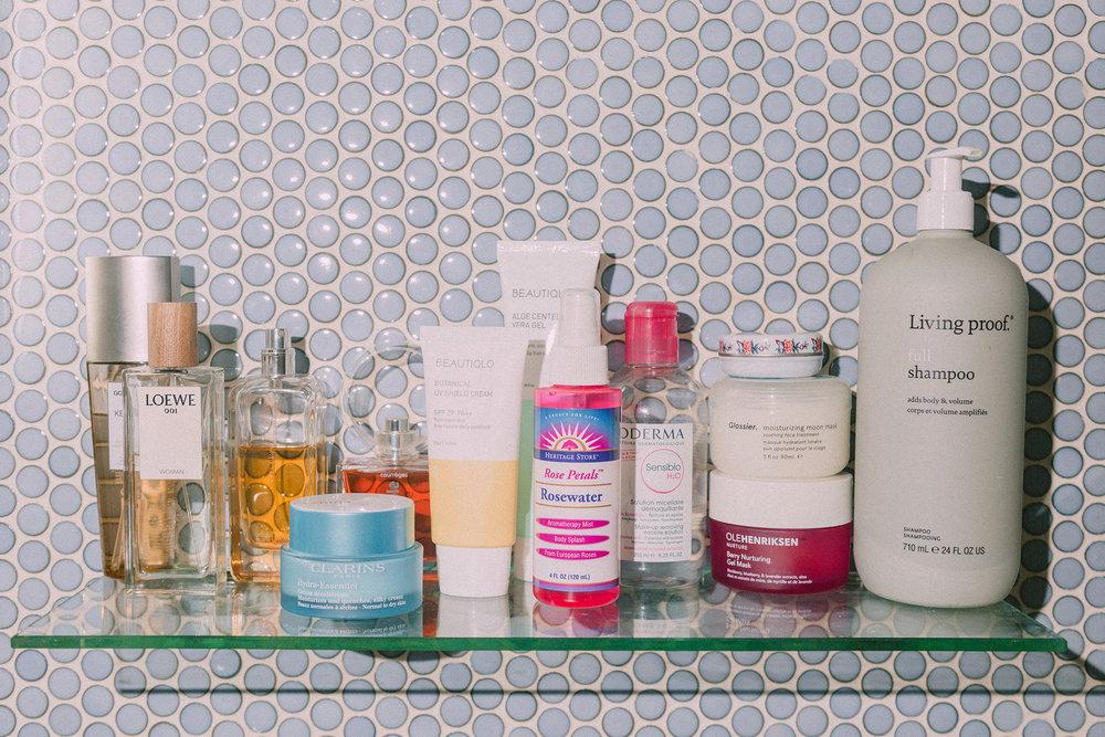 Gia Seo's Haircare Essentials