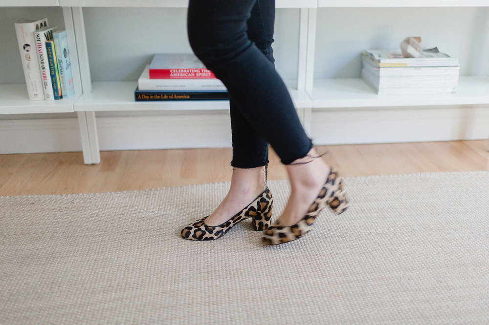 Margaux Heels