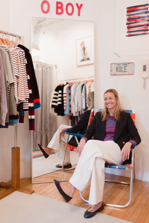 Nikki Kule, founder of KULE