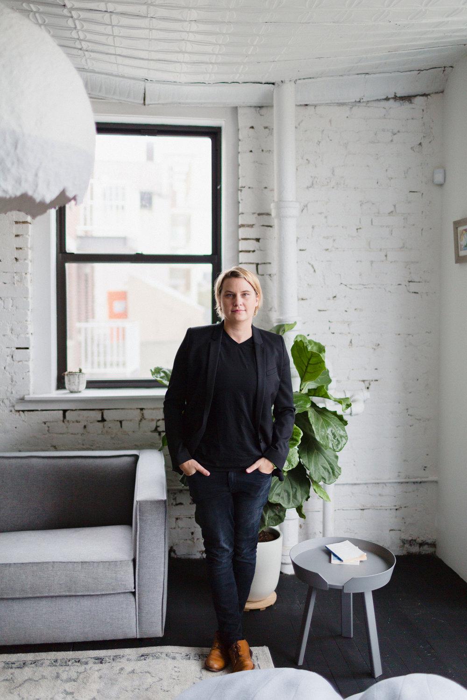 Amber Lee, CEO & Partner at Visual Country