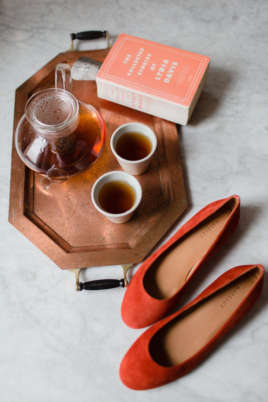 Diana Yen's Margaux Flats