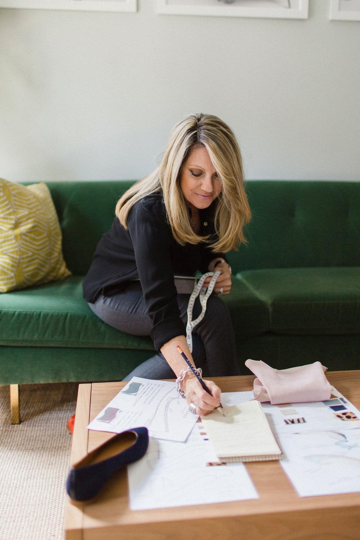 Nadine Levenson-Siskin of Shoe Lab NYC