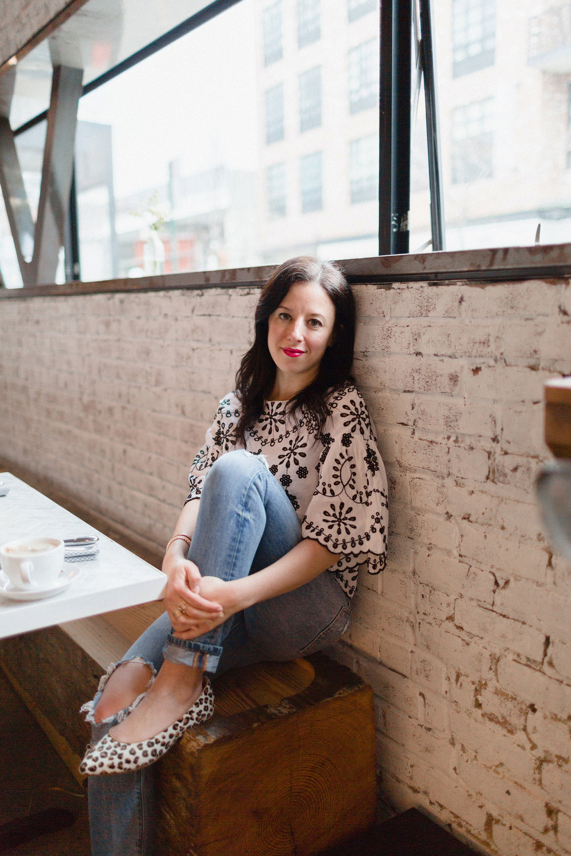 Ellie Burrows, CEO of MNDFL