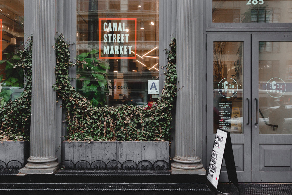 Slow Living Neighborhood Guide: Canal St. Market
