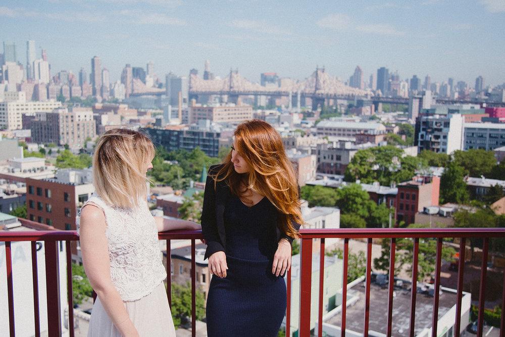 Rachael & Elena Baxter of Conscious Magazine