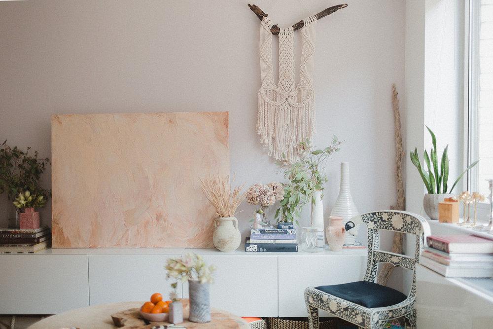 Micaela Ezra's Apartment