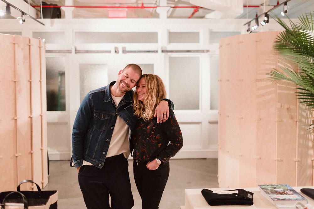 Emily & Matt Baldwin