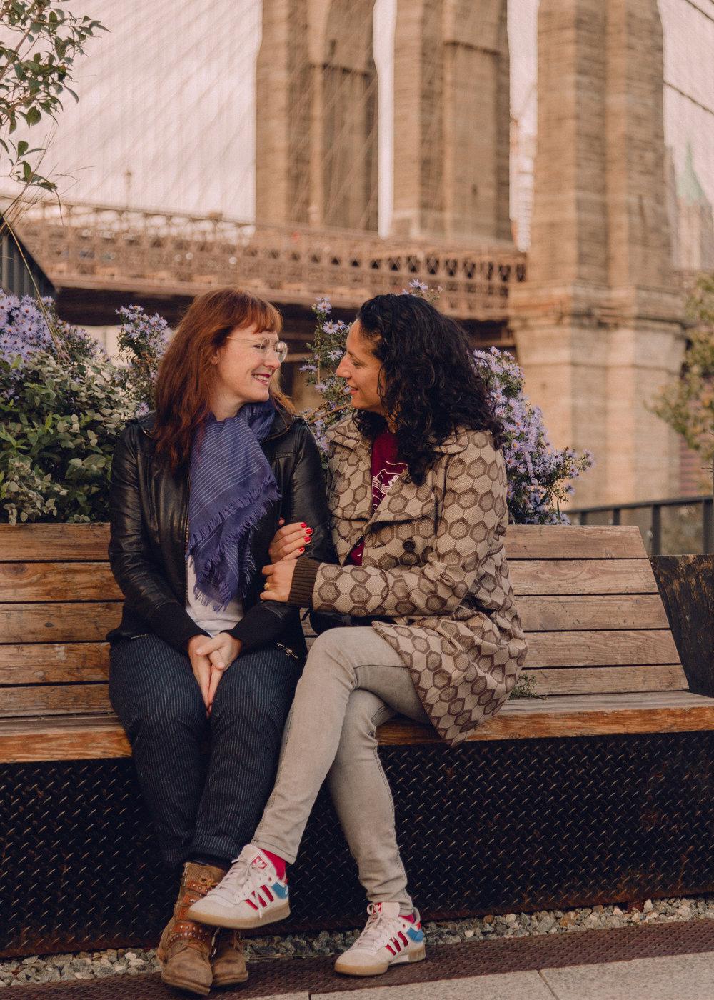 Jess Salomon & Eman El-Husseini