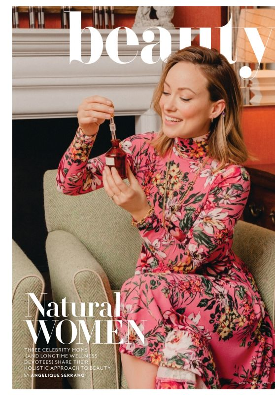 Olivia Wilde Natural Women Feature