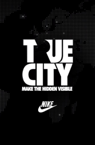 The new Nike iphone app takes the urban social gaming (FourSquare style) to the sport context