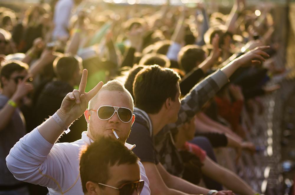 Publikum under Hålogalandslaget