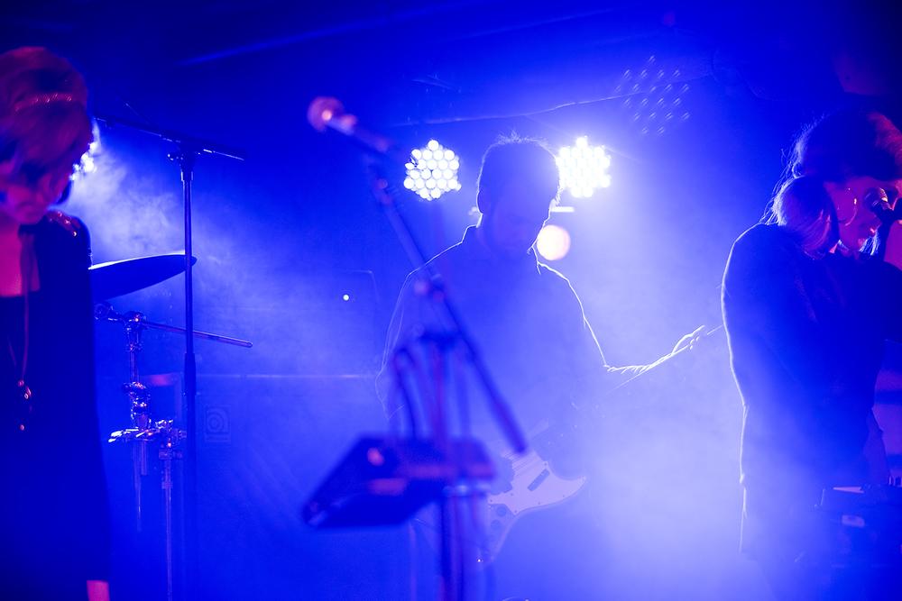 Ine Hoem spiller på Chrisfestivalen 2014