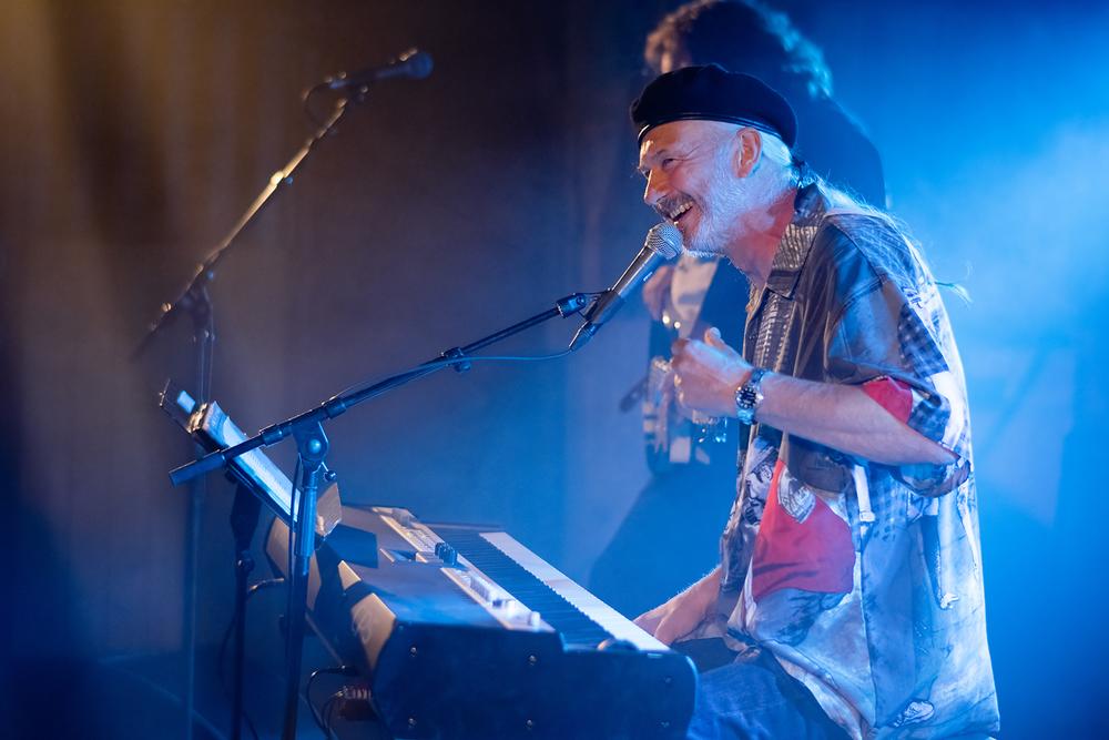 Reidar Larsen & the Storytellers spiller på Chrisfestivalen 2014