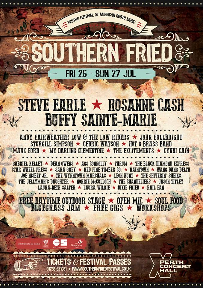 Southern Fried Festival 2014