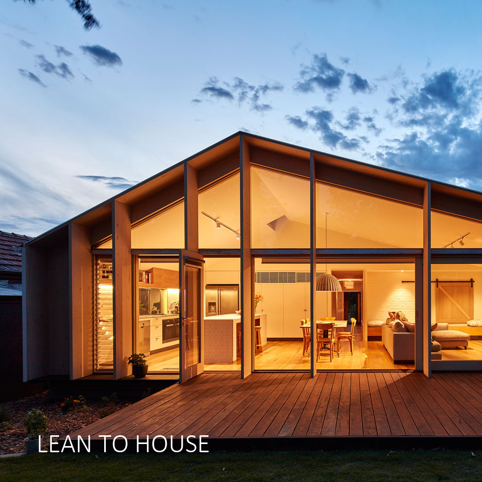 Lean To House