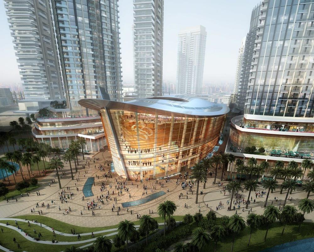 Dubai Opera, The Centre Stage Of All Arts, Image by Dubai Opera LLC