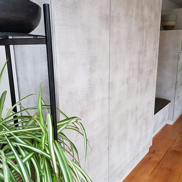 Look at these stunning cabinets that we completed last Friday, in a very style conscious family home in Cambridge. Made by applying Patina Cera wax to the lime textured finish on the cabinets.