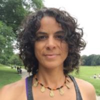 Shawna teaches Trauma Informed Yoga for Exhale to Inhale