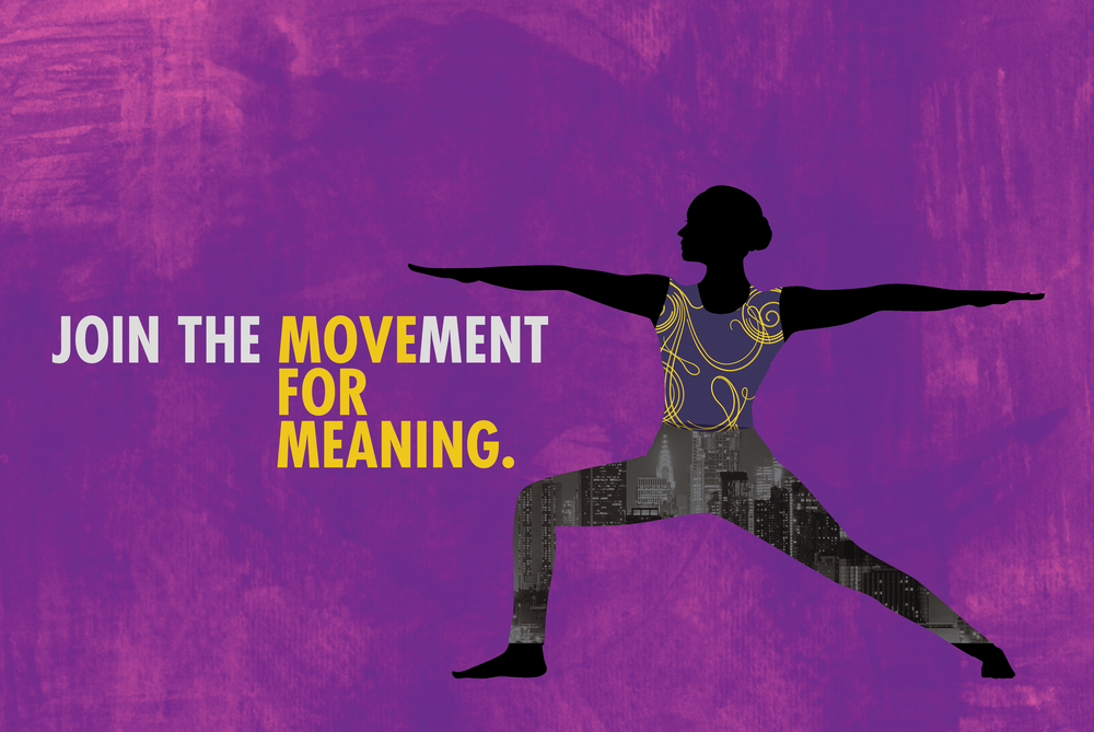 Join the Movement for Meaning with Exhale to Inhale in April!