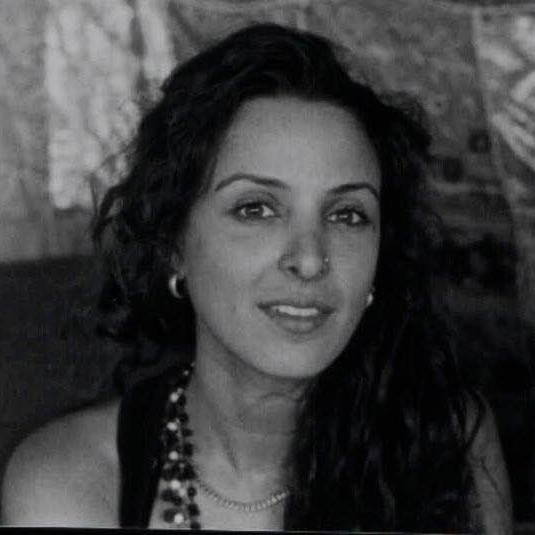 Rachel Simhon teaches trauma-informed yoga for Exhale to Inhale