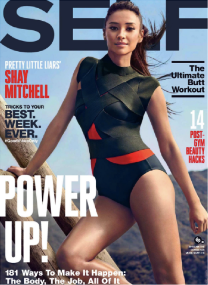Self Magazine Features Exhale to Inhale and Trauma informed Yoga