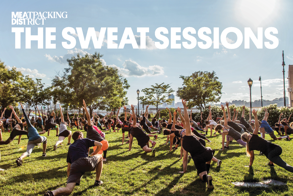 The Sweat Sessions - Meatpacking District