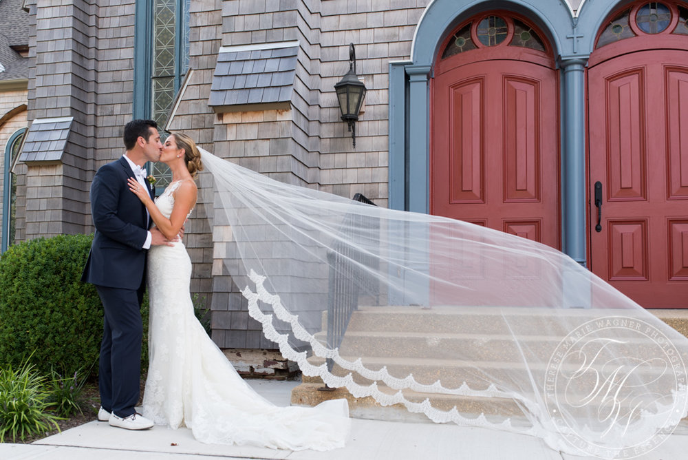Holy Cross Church, Rumson NJ Wedding