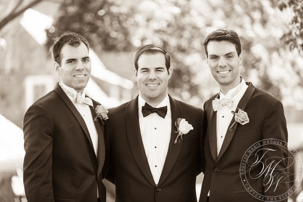 NJ Wedding Photography Black and White