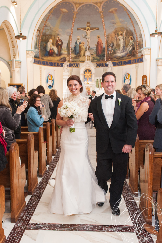 St. James Church Red Bank Wedding