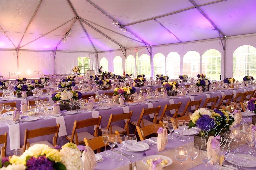 Tented Outdoor Weddings