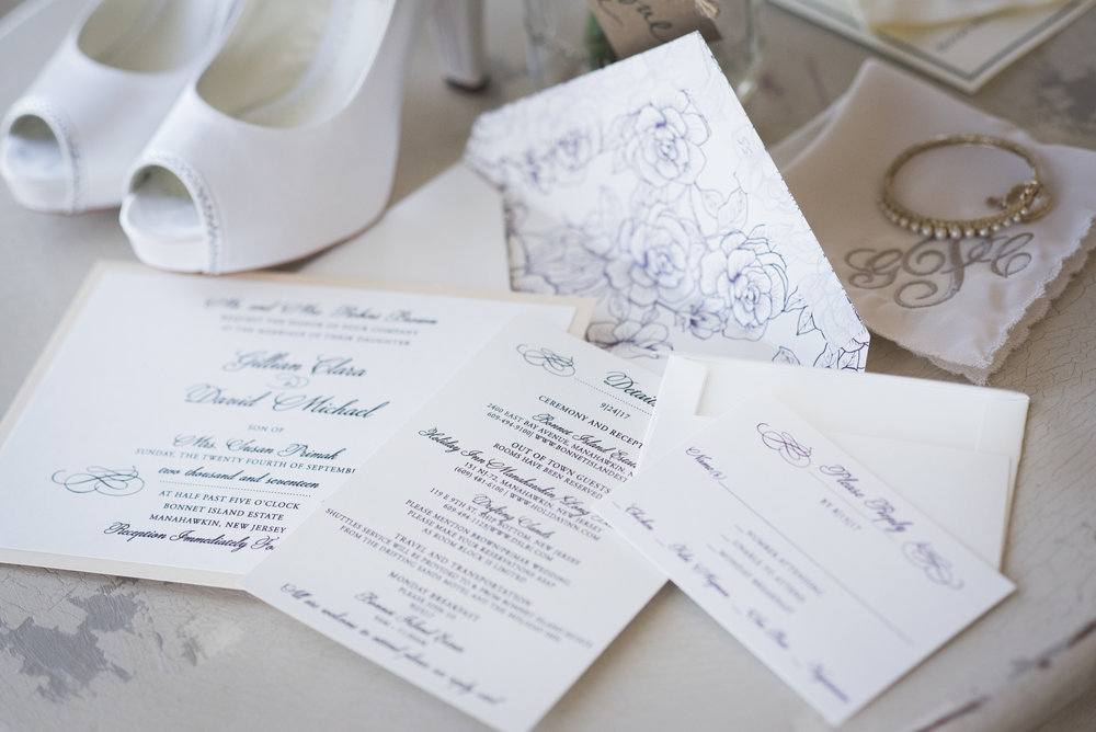 NJ Wedding Photography: Bonnet Island