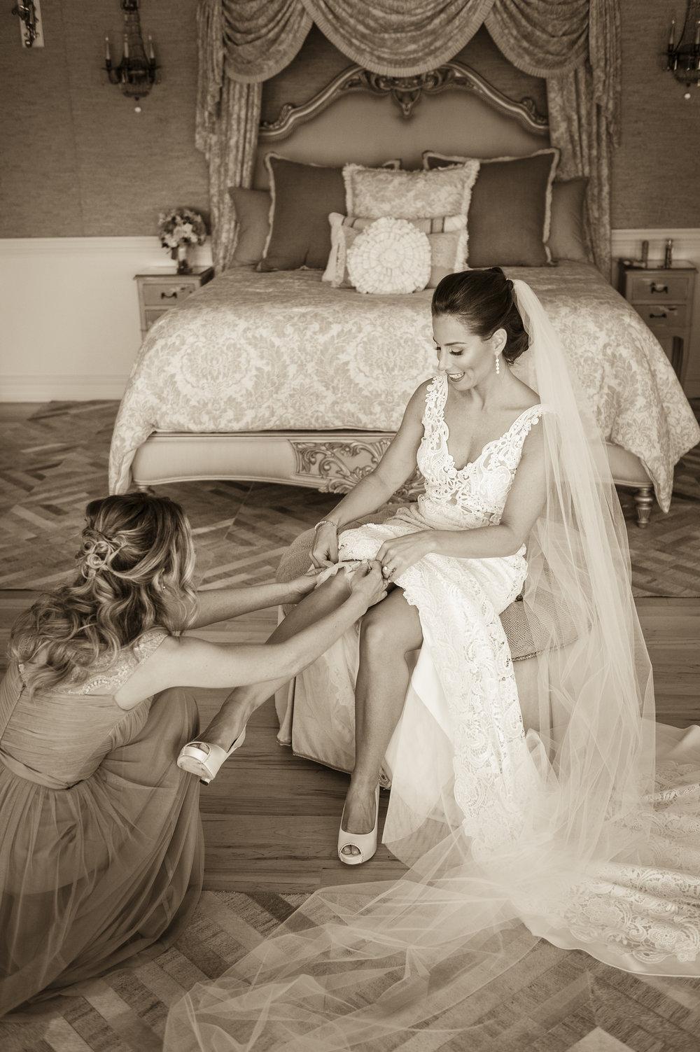 NJ Wedding Photographers: Bonnet Island Estate