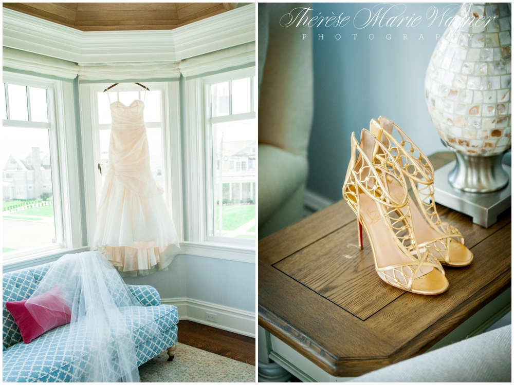 Spring Lake Golf Club, Wedding Details
