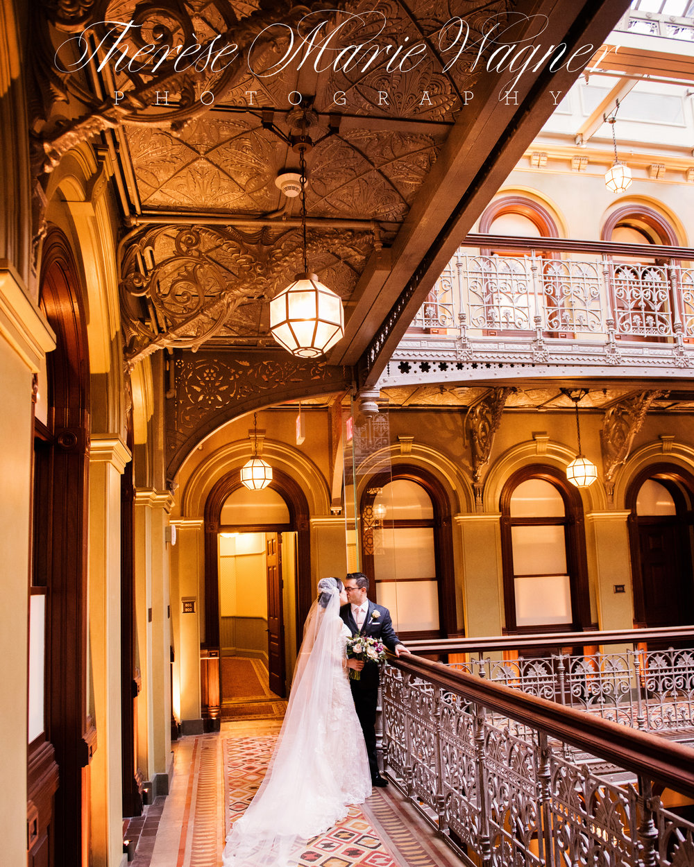 Battery Gardens Restaurant: NYC Wedding Photography — Thérèse Wagner ...