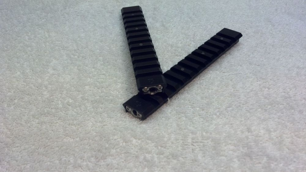 Standard Length RRAC Tactical Rails