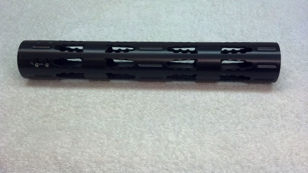 "Full-Length RRAC Tactical Handguard, 12.56"" OAL"