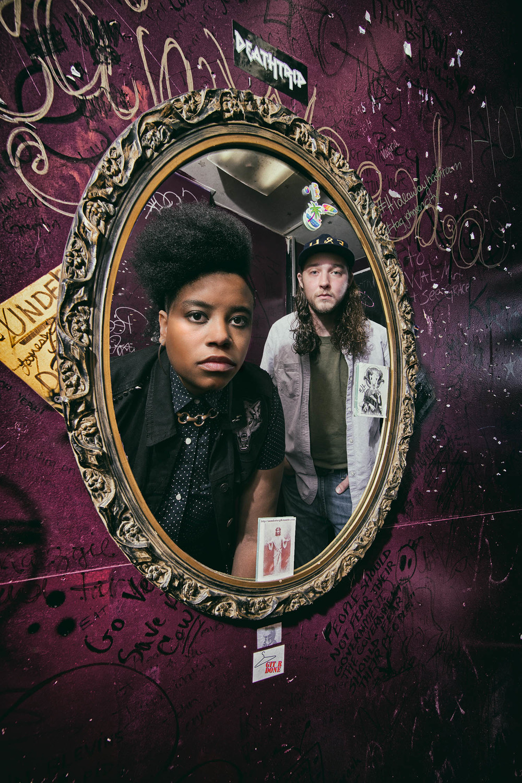 Amythyst Kiah and Jesse Lewis