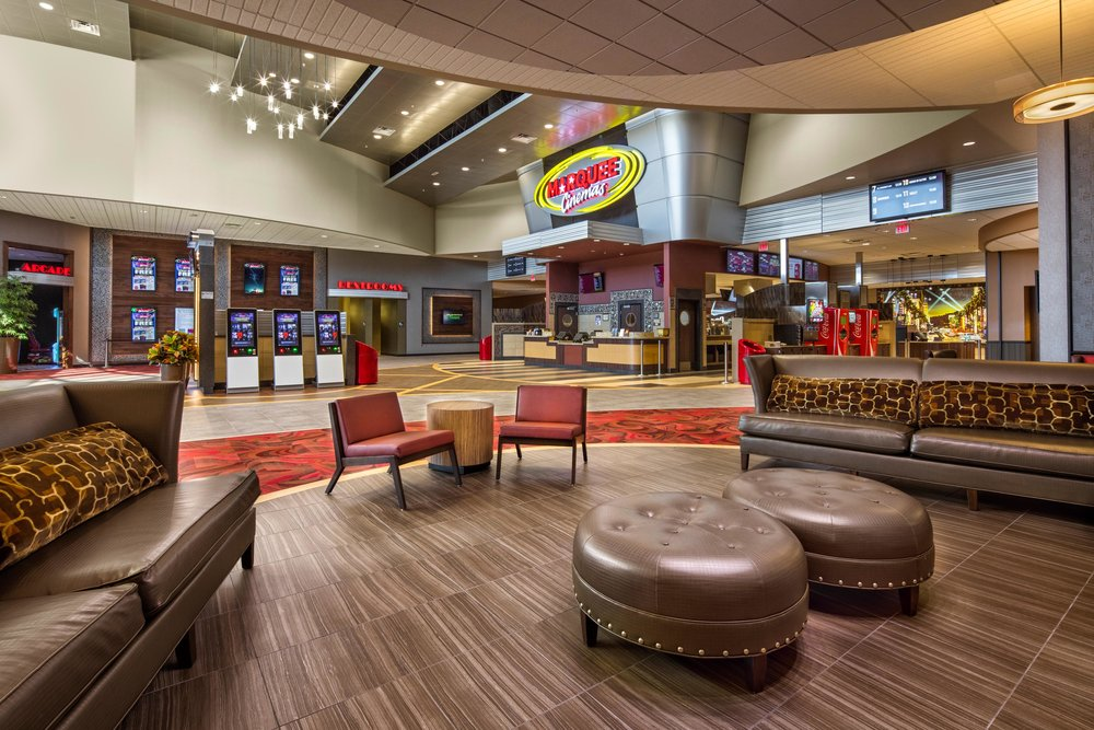 Marquee Cinemas Lobby