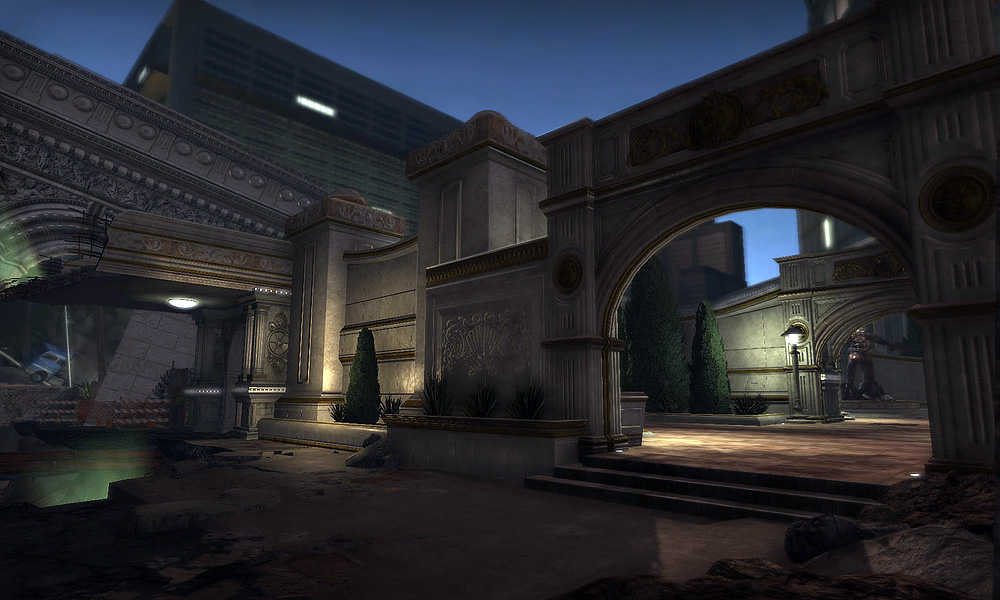 Vegas Ruins