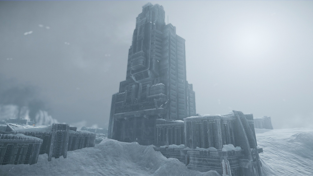 Frozen High-rise