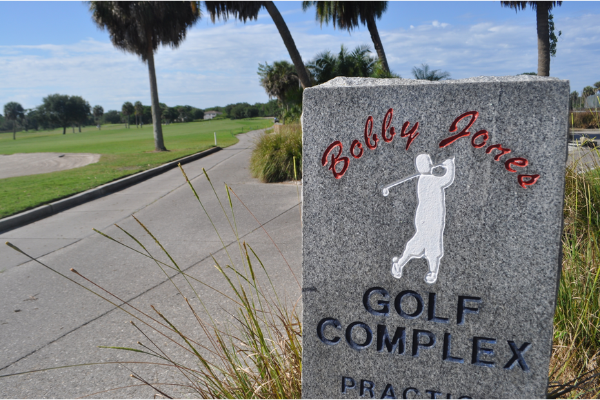 Bobby Jones Golf Club  has received $3.2 Million in investments in the last 30 years, staff said, but deteriorating infrastructure and drainage issues persist. PHOTOGRAPH COURTESY of The Observer.